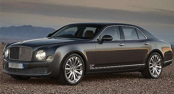 S7 Chauffeurs in the UK and Ireland. Executive car hire. Bentley.