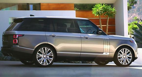S7 Chauffeurs in the UK and Ireland. Executive car hire. Range Rover.